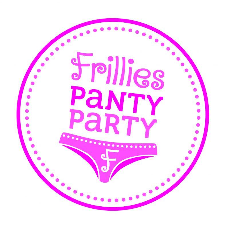 Frillies Panty Party Logo_Final_Colour